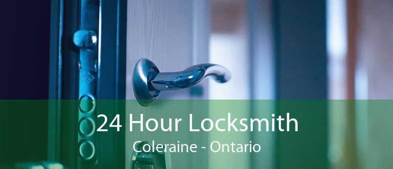 24 Hour Locksmith Coleraine - Ontario