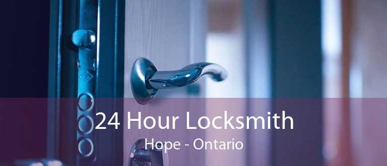 24 Hour Locksmith Hope - Ontario