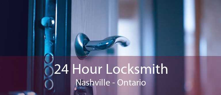 24 Hour Locksmith Nashville - Ontario