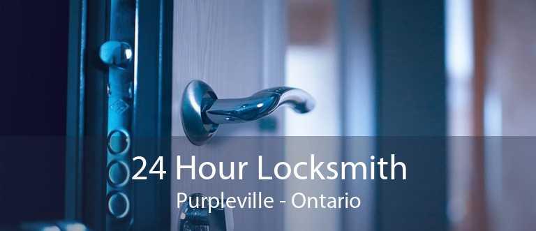 24 Hour Locksmith Purpleville - Ontario
