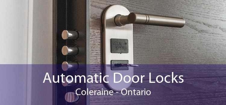 Automatic Door Locks Coleraine - Ontario