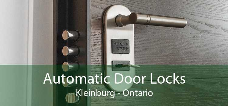 Automatic Door Locks Kleinburg - Ontario