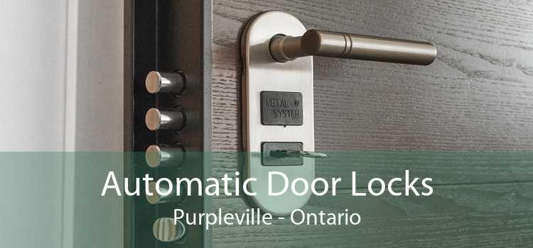 Automatic Door Locks Purpleville - Ontario
