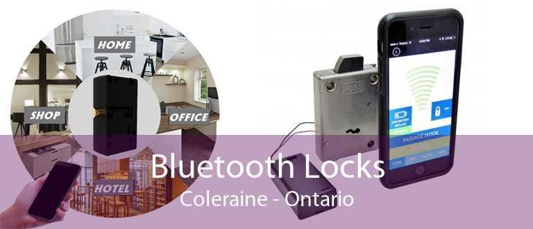Bluetooth Locks Coleraine - Ontario
