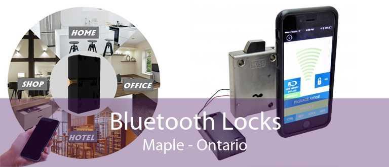 Bluetooth Locks Maple - Ontario
