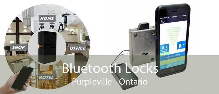 Bluetooth Locks Purpleville - Ontario