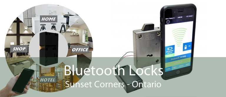 Bluetooth Locks Sunset Corners - Ontario