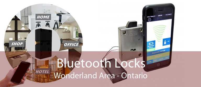 Bluetooth Locks Wonderland Area - Ontario