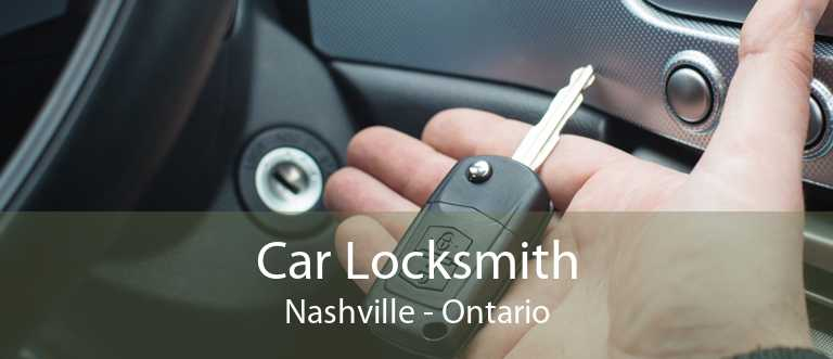 Car Locksmith Nashville - Ontario