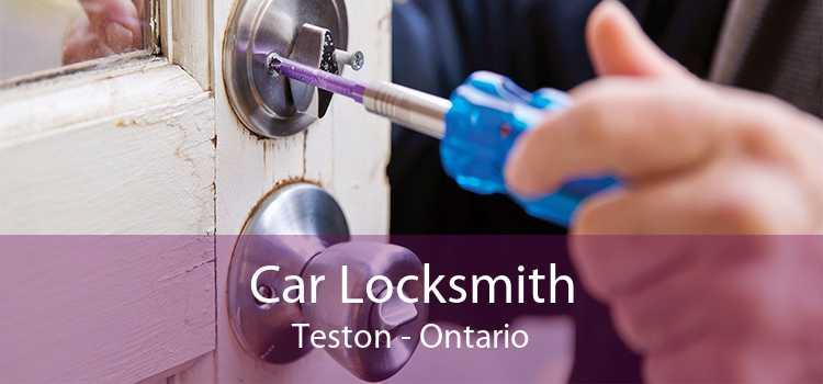 Car Locksmith Teston - Ontario