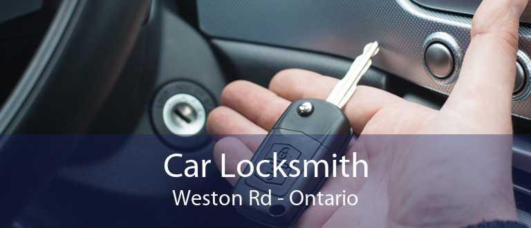 Car Locksmith Weston Rd - Ontario