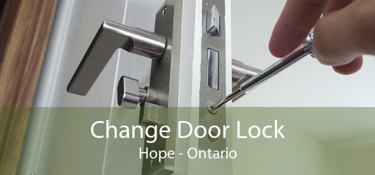 Change Door Lock Hope - Ontario
