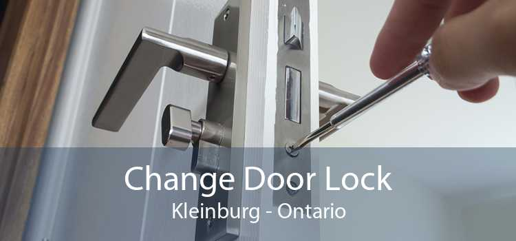 Change Door Lock Kleinburg - Ontario