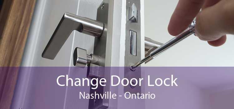 Change Door Lock Nashville - Ontario