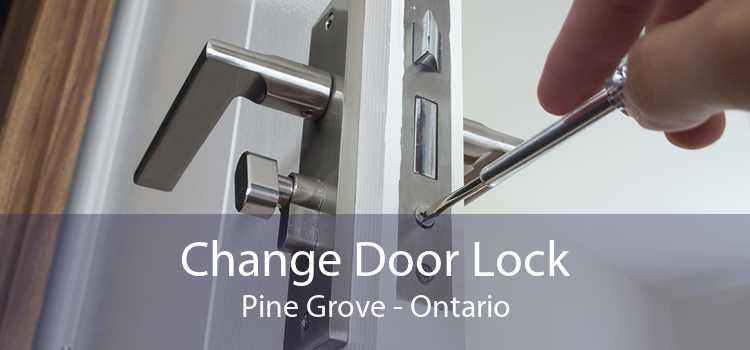 Change Door Lock Pine Grove - Ontario