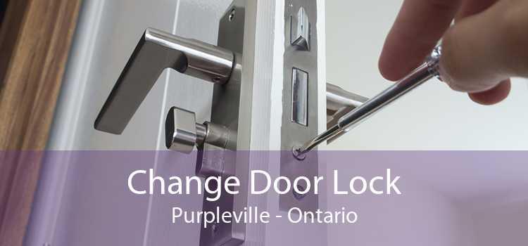 Change Door Lock Purpleville - Ontario