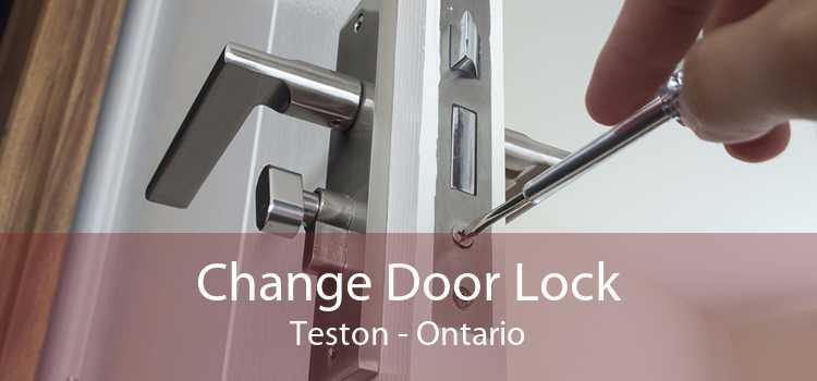 Change Door Lock Teston - Ontario
