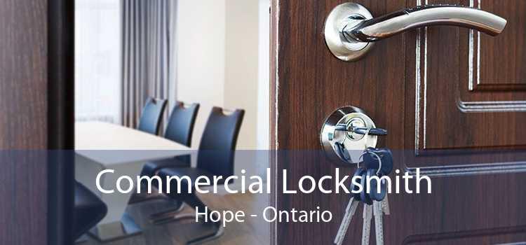 Commercial Locksmith Hope - Ontario