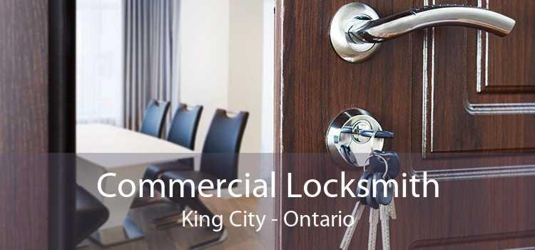 Commercial Locksmith King City - Ontario