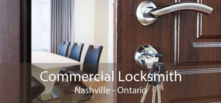 Commercial Locksmith Nashville - Ontario