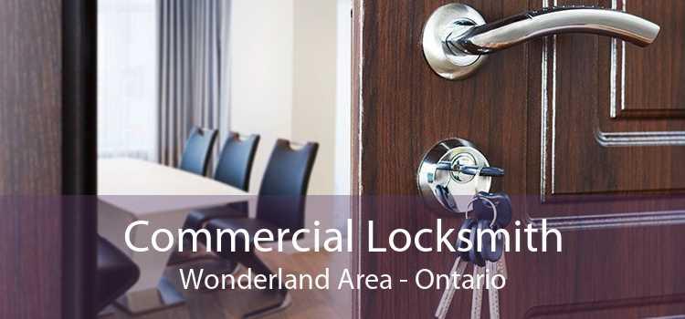 Commercial Locksmith Wonderland Area - Ontario