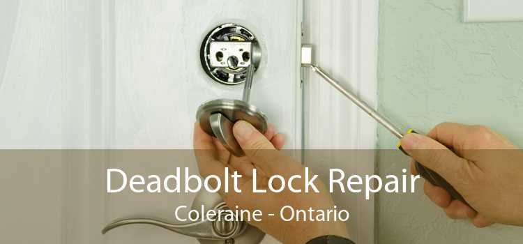 Deadbolt Lock Repair Coleraine - Ontario