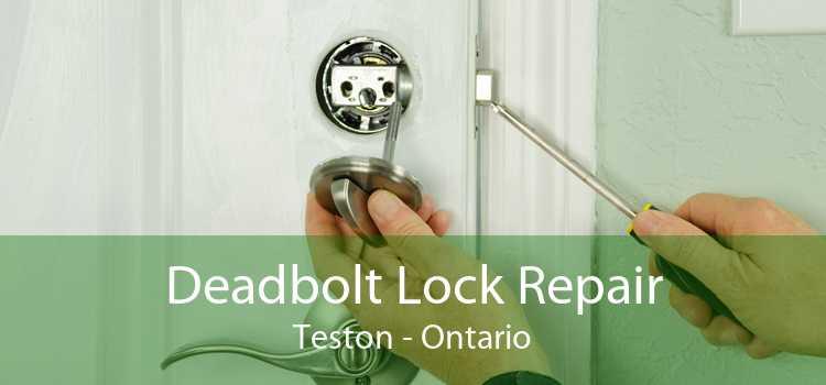 Deadbolt Lock Repair Teston - Ontario