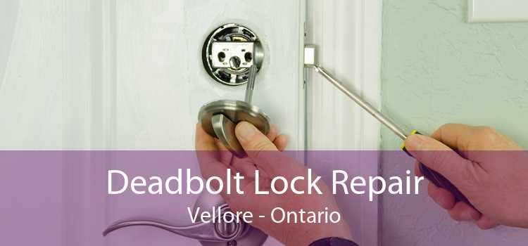 Deadbolt Lock Repair Vellore - Ontario