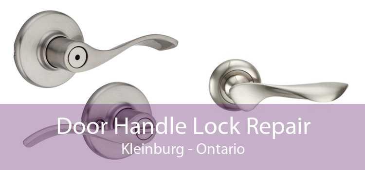 Door Handle Lock Repair Kleinburg - Ontario