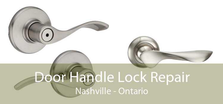 Door Handle Lock Repair Nashville - Ontario
