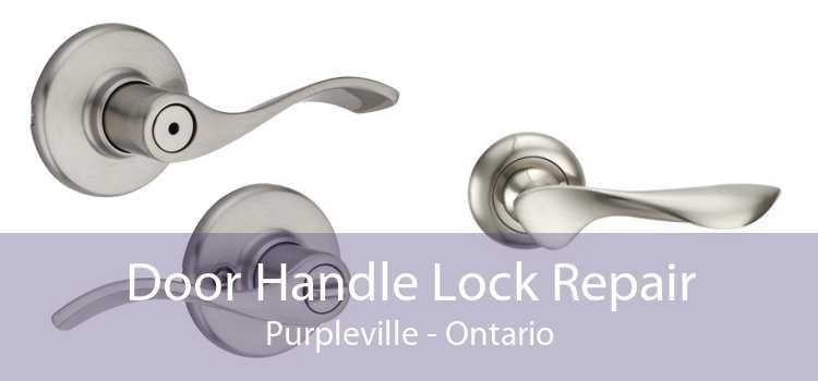 Door Handle Lock Repair Purpleville - Ontario