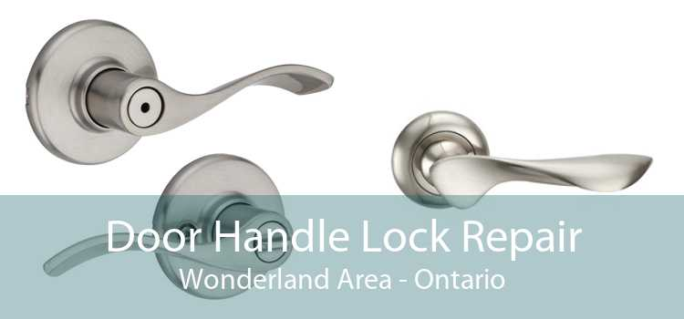 Door Handle Lock Repair Wonderland Area - Ontario