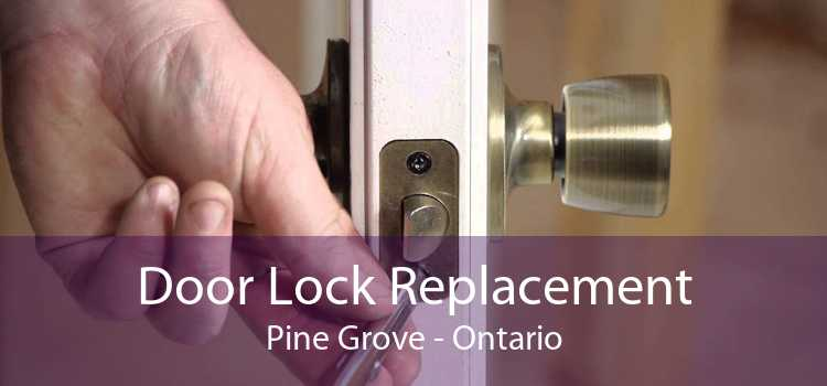 Door Lock Replacement Pine Grove - Ontario