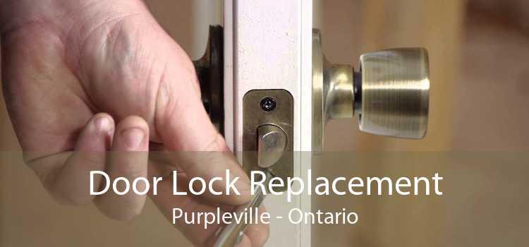 Door Lock Replacement Purpleville - Ontario