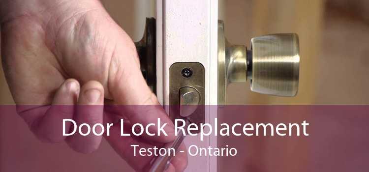 Door Lock Replacement Teston - Ontario