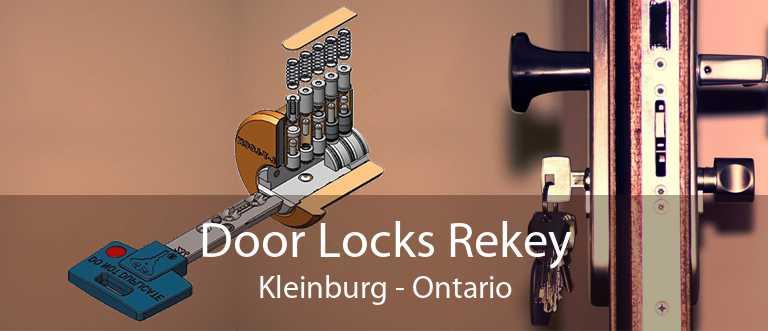 Door Locks Rekey Kleinburg - Ontario
