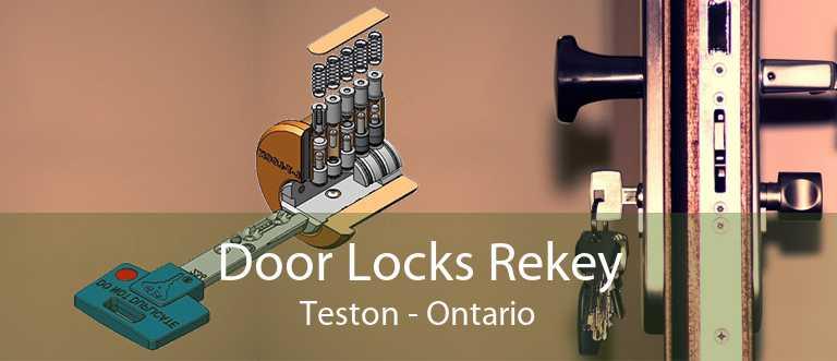 Door Locks Rekey Teston - Ontario
