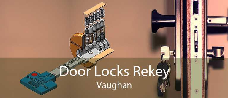 Door Locks Rekey Vaughan