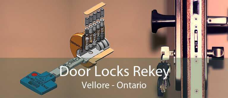 Door Locks Rekey Vellore - Ontario