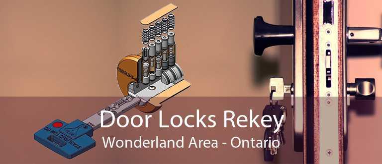 Door Locks Rekey Wonderland Area - Ontario