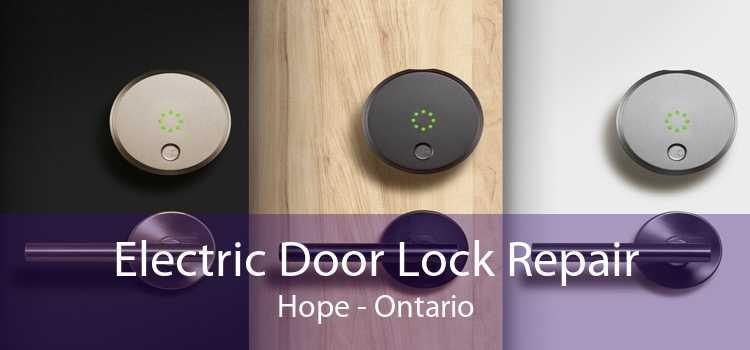 Electric Door Lock Repair Hope - Ontario