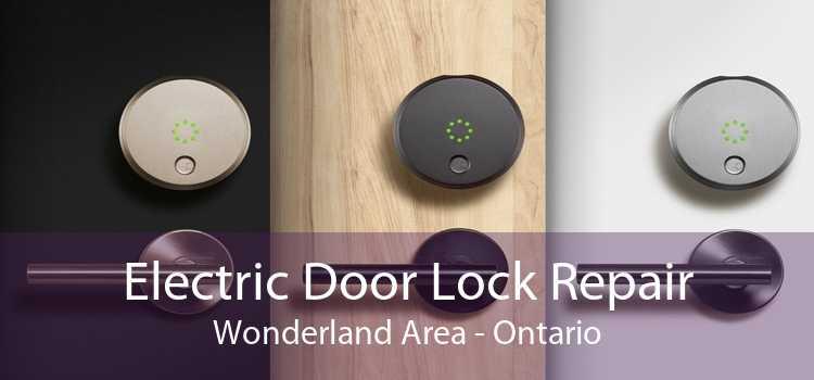 Electric Door Lock Repair Wonderland Area - Ontario