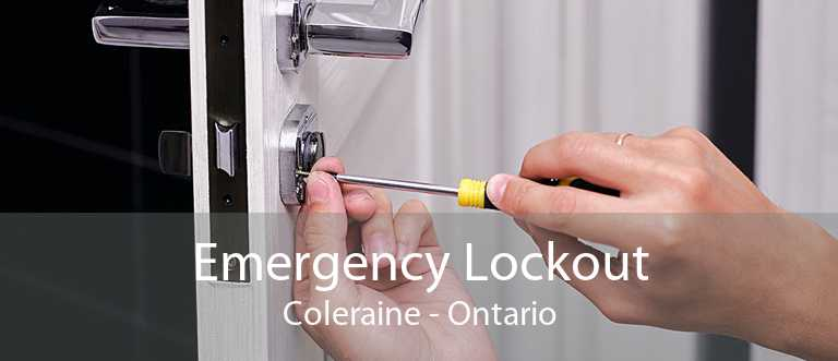 Emergency Lockout Coleraine - Ontario