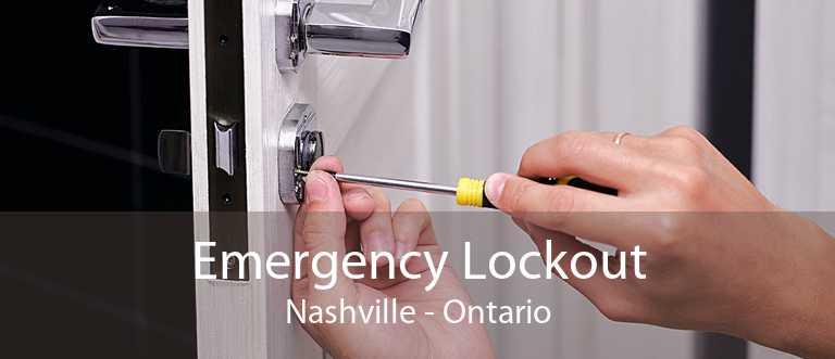 Emergency Lockout Nashville - Ontario