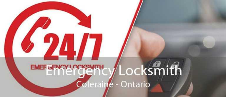 Emergency Locksmith Coleraine - Ontario