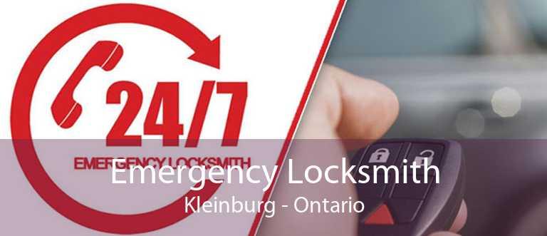 Emergency Locksmith Kleinburg - Ontario