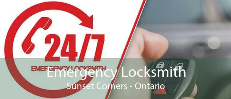 Emergency Locksmith Sunset Corners - Ontario