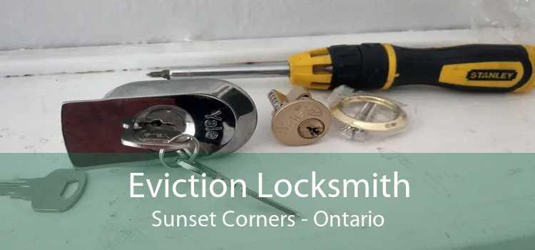 Eviction Locksmith Sunset Corners - Ontario