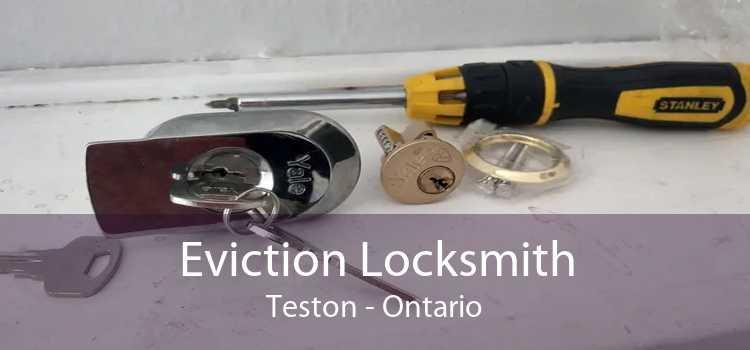 Eviction Locksmith Teston - Ontario