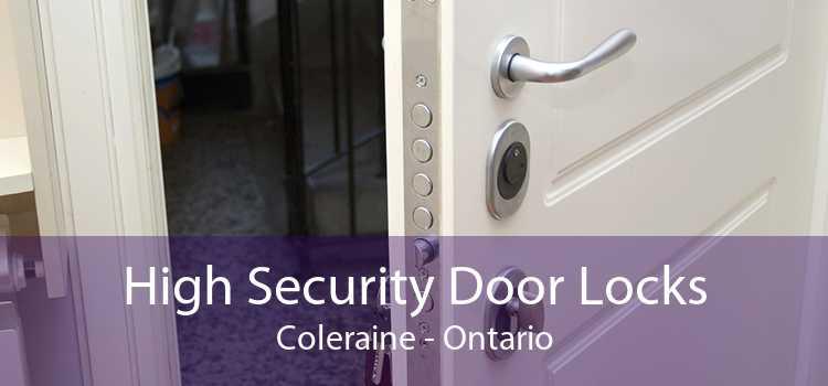 High Security Door Locks Coleraine - Ontario